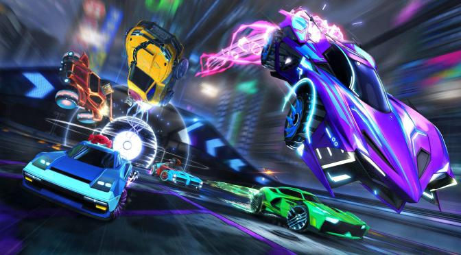 Psyonix Announces the March Update for Rocket League