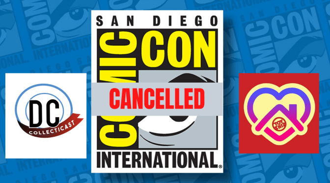 @toyshiz on Comic Con Cancellation