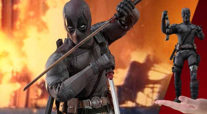 35$ de descuento y shipping gratis: Deadpool EX Dusty Toyfair 1/6 Hot Toys – Comprar AQUI