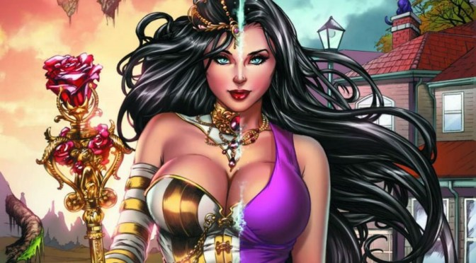 Join the Zenescope Book Club today for ONLY $9.99!