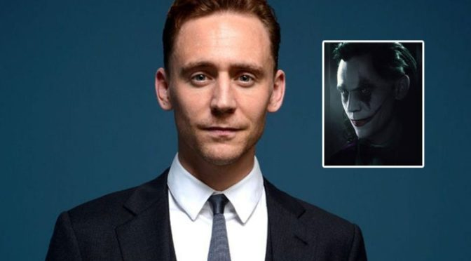 ¿Tom Hiddleston como el Joker en The Batman?