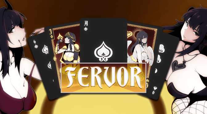 C506 presents Fervor, the new playing cards collection featuring the art of Lynus