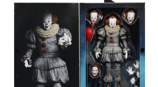 Pennywise returns next month!
