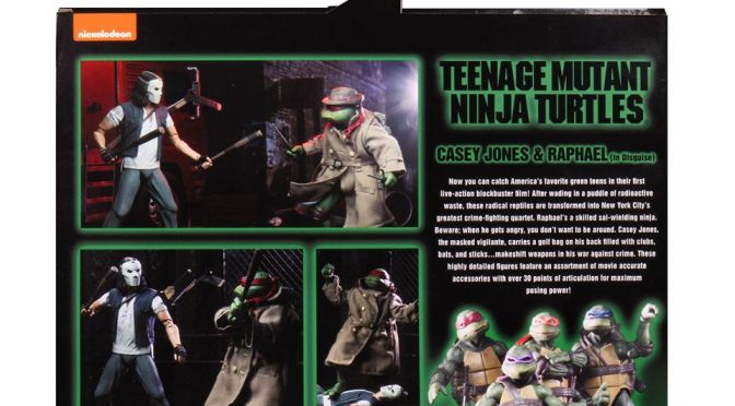 Our very first Teenage Mutant Ninja Turtles (1990 Movie) 2-pack will be arriving shortly.