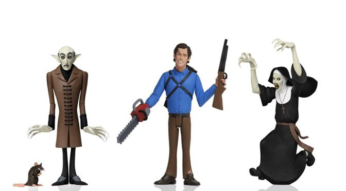 Now available in limited quantities – Toony Terrors Series 3 Action Figures