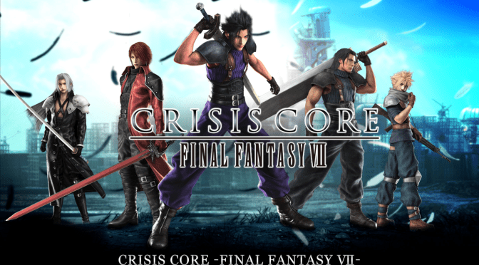 (C506) Crisis Core Final Fantasy VII, la precuela de Final Fantasy VII