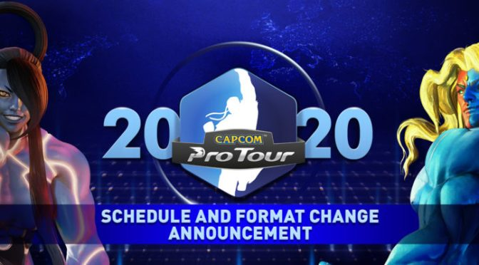 Capcom Pro Tour Online 2020 kicks off June 6th!