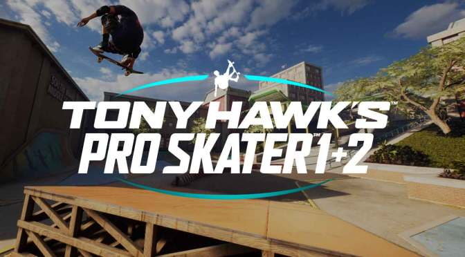 "Tony Hawk's Pro Skater 1 and 2 presenta ""The Hawk Mix"""