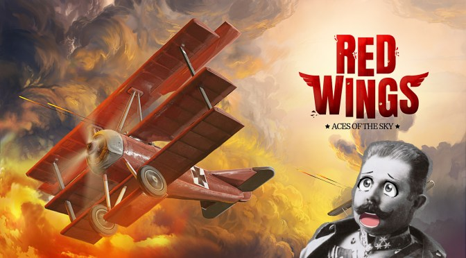 (C506) Reseña | Red Wings: Aces of the Sky para Nintendo Switch