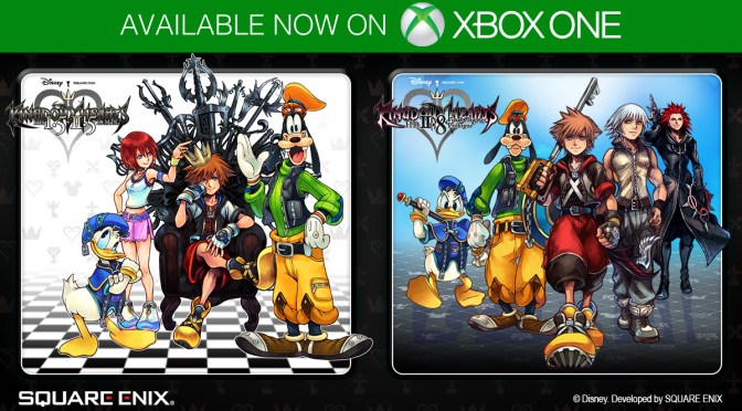 Las aventuras clásicas de Kingdom Hearts ya están disponibles en Xbox Game Pass