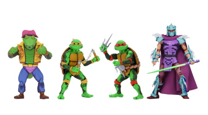Complete the co-op experience by adding Mikey & Raph to your Teenage Mutant Ninja Turtles Turtles in Time collection