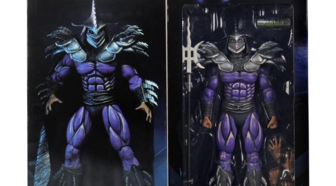 Super Shredder in packaging from Secret of the Ooze