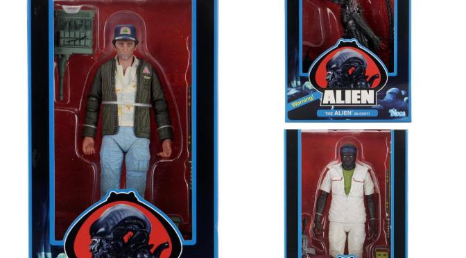 Final packaging of Alien 40th Anniversary Series 2