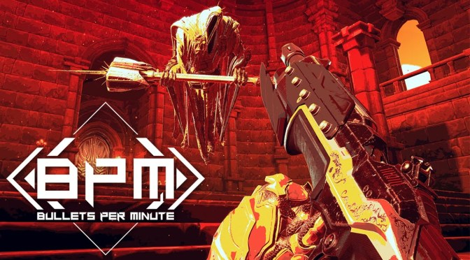 'BPM: Bullets Per Minute' Confirms it's Bound for PC this September