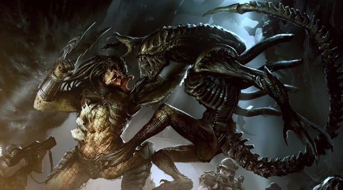 (C506) Aliens, Predator y Marvel Comics