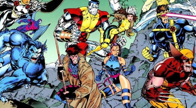 (C506) SDCC 2020 DESDE CASA: Jim Lee Artist Edition Spotlight