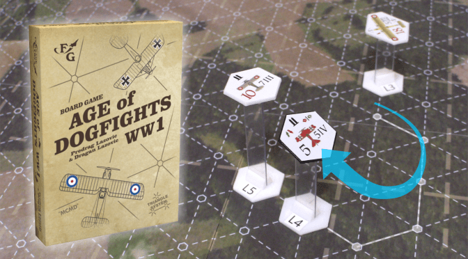 (C506- Review) Age of Dogfights: WW I , an incredible strategy game developed by Forsage Games