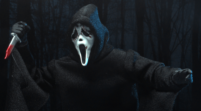 Ultimate Ghostface arrives late this Fall