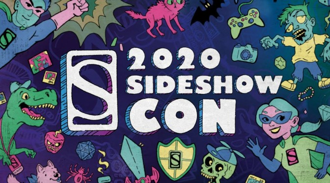 Sideshow Con 2020 Features a Multiverse of DC Comics Collectibles from Sideshow, Hot Toys, and More