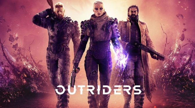 EL DEMO DE OUTRIDERS Y EL TRAILER YA ESTÁN DISPONIBLES