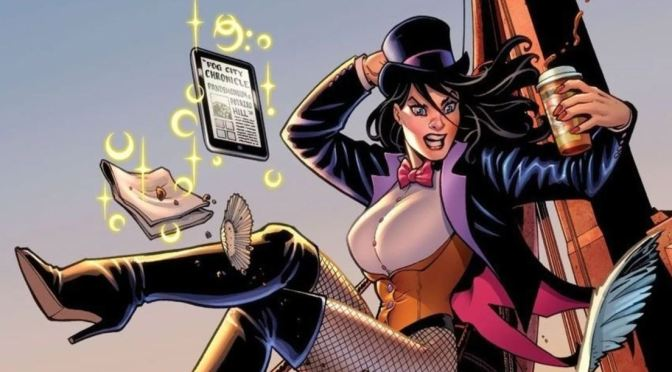 (C506-Rumor) Warner Bros. y el live-action de Zatanna