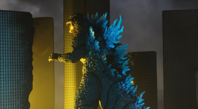 Latest release of the 2003 Tokyo S.O.S Godzilla will see a variant