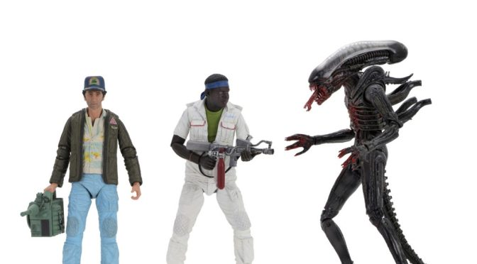 The Alien 40th Anniversary Wave 2 Action Figures are now available
