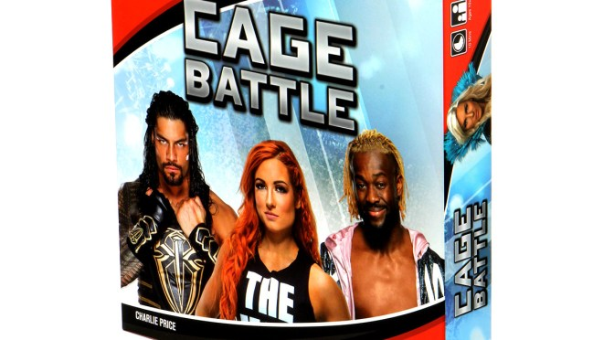 Be the Last One Standing in WWE Cage Battle—Coming Soon!