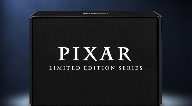 Loot Crate Opens the Door to Adventure with the Pixar Limited Edition Series