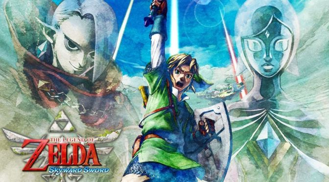 (C506) ¿Zelda: Skysword para Nintendo Switch? Amazon UK lo coloca en su lista