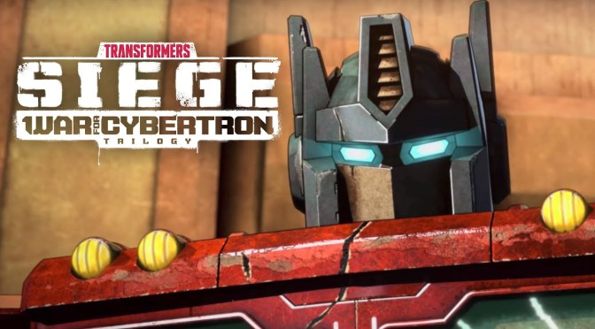 Transformers, War for Cybertron: Siege… Reseña (casi) Sin Spoilers