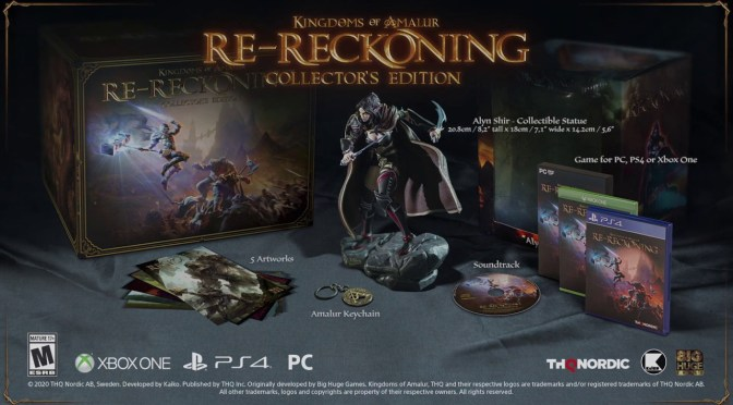 Kingdoms of Amalur: Re-Reckoning – First Gameplay Trailer