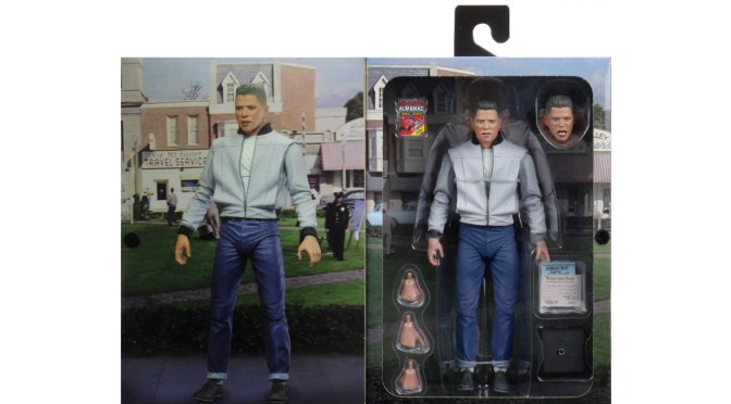 NECA´s Back To The Future latest news