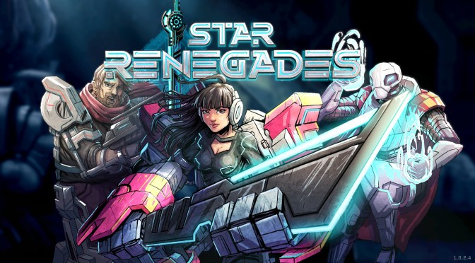 (Review) Star Renegades, una Aventura para Salvar el Mundo