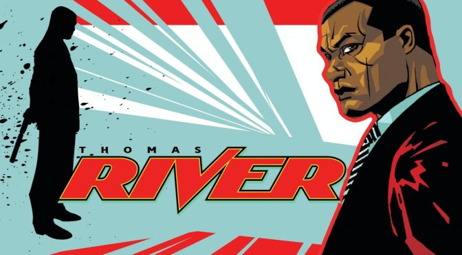 (C506) Brian Stelfreeze is Back with a new Spy Thriller Comic!