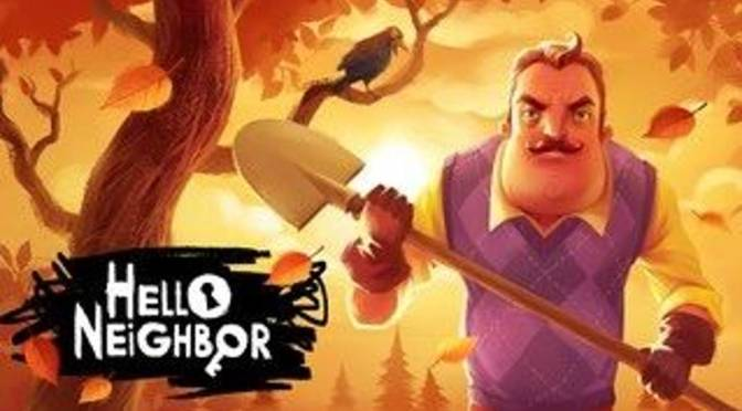 Hello Neighbor Comes to Google Stadia!