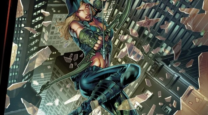 New Releases coming to Zenescope