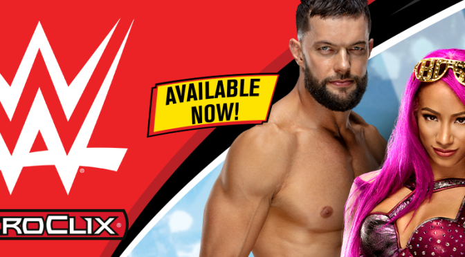 Prepare to bring fan-favorite WWE Superstars to your next HeroClix game in a big way!