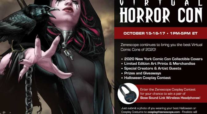 Comming up this October in Zenescope!