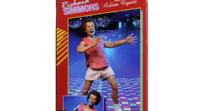 Packaging Reveal Oldies with Richard Simmons