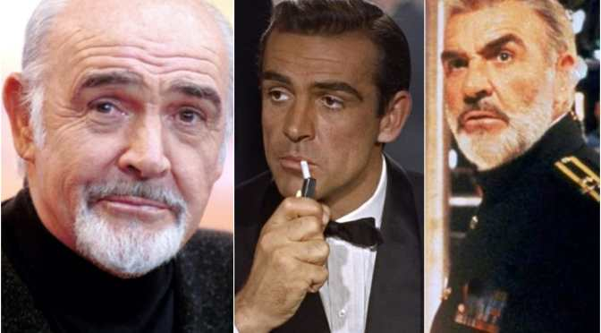Ha muerto Sir Sean Connery, el 007 original
