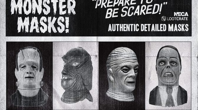 Celebrate Halloween with the Universal Monsters!