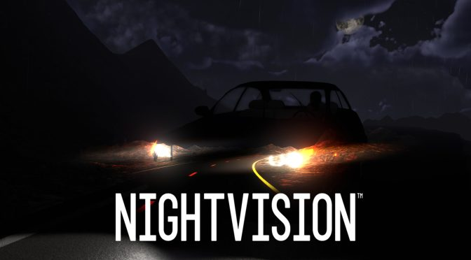 'Road-lite' Nightvision: Drive Forever Speeds Onto Steam With a Free Demo