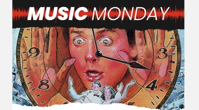 Music Wednesday: BACK TO THE FUTURE LP + Bonus Holiday Release