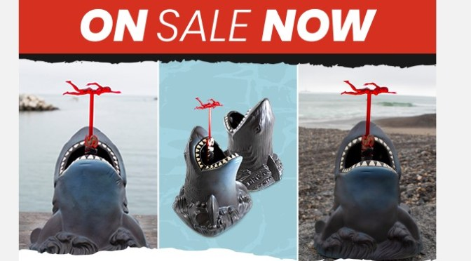 You're Gonna Need a Bigger Drink – New Jaws Tiki Mug!