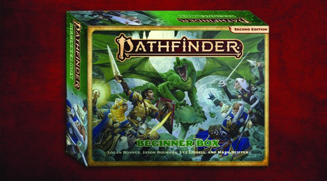 BECOME A HERO WITH THE PATHFINDER BEGINNER