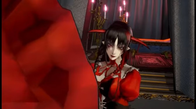 Añaden a Bloodless como personaje jugable en Bloodstained Ritual of the Night