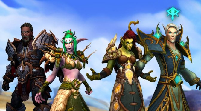 ESTA SEMANA, WORLD OF WARCRAFT SERÁ GRATIS