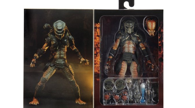 The 3rd member of the Lost Tribe from Predator 2 will be shipping out to retailers