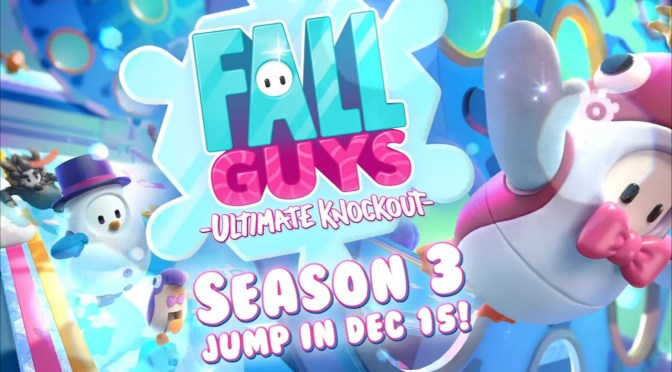 (C506) ¡Fall Guys anuncia su nueva temporada!
